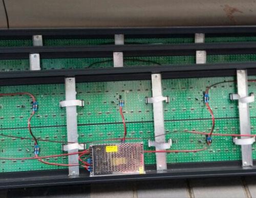 P10单色LED显示屏